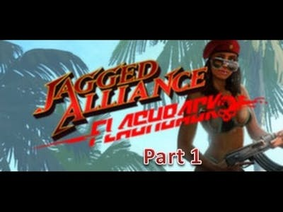 Let´s play Jagged Alliance Flashback - Part 1 Tutorial mission