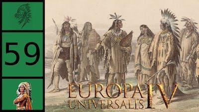 Converted EU4 - Iroquois #59 - Impending Doom