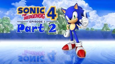 Mikko Loves Gaming : Sonic The Hedgehog 4 Episode 1, Part 2