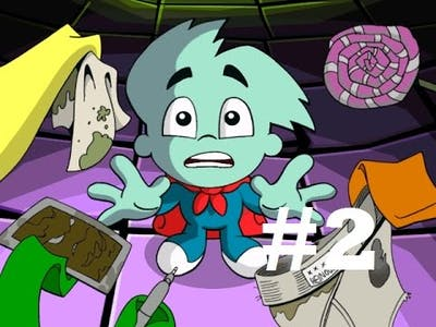 Lets Play Pajama Sam 4 Life Is Rough When You Loose Your Stuff Part 2