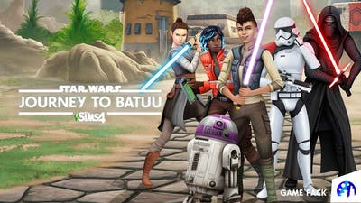 The Sims 4 Star Wars Journey to Batuu  Lost and Found