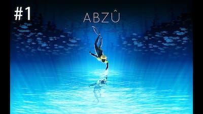 abzu gameplay #1|under water exploring game|