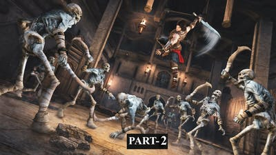 Prince of Persia The Forgotten Sands Walkthrough Part -2 Full Game - Longplay No Commentary