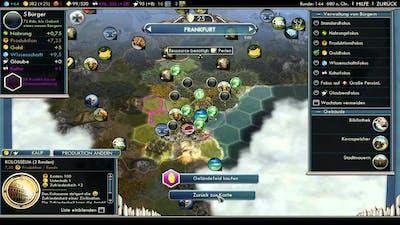 Civilization V: Gods and Kings - Let's Play - Deutschland Part 11