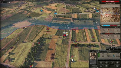 Steel Division Normandy 44 MULTIPLAYER - Contested