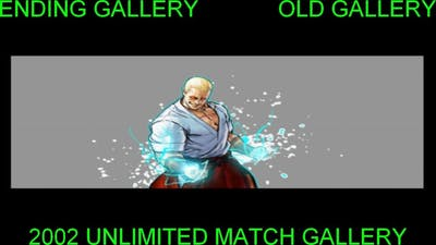 The King of Fighters 2002 Unlimited Match: PS2 - GALLERY