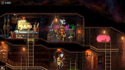 SteamWorld Heist The Outsider part1