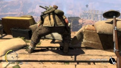 Sniper Elite 3 - Confrontation (Petite démo)