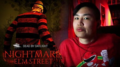Dead By Daylight: My FIRST Game Playing as FREDDY KRUEGER...