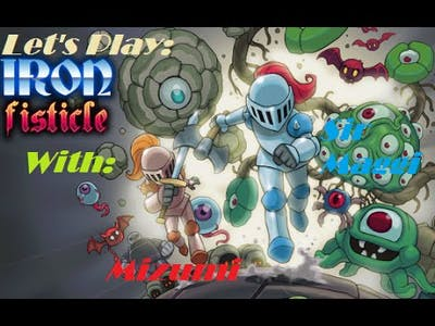 Mario and Zelda in 1?!(Let's Play: Iron Fisticle p1)