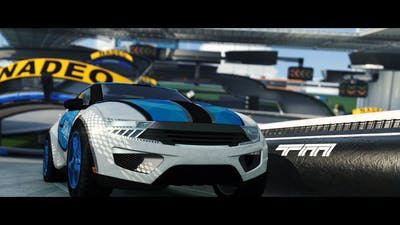 Lagoon Car goes on Stadium Tech