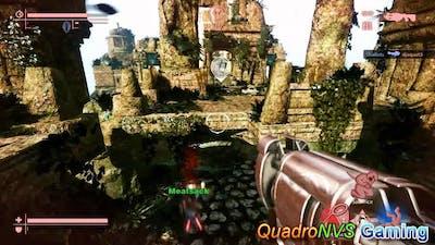 Nexuiz On XFX Radeon 6570 HD