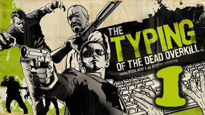 Coz Your Filthy (Typing Of The Dead:- Overkill #1)