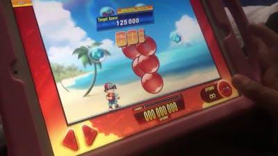 Rick Plays - Pang Adventures #1: THIS GAME IS FUN