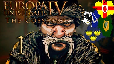 EU4 - The Cossacks -1- Irish Exodus