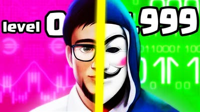 IS THIS THE STRONGEST HIGHEST LEVEL HACKER EVOLUTION? (9999+ LIFE SIMULATOR) l Hacker Tap