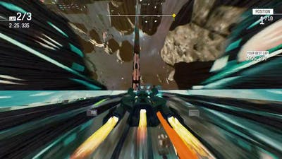 Redout #7: Outrun the Winds of Neptune