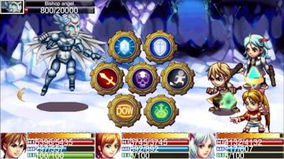 Dawn of Magic | Final Boss Archbishop Angel | SRPG | Mobile : IOS