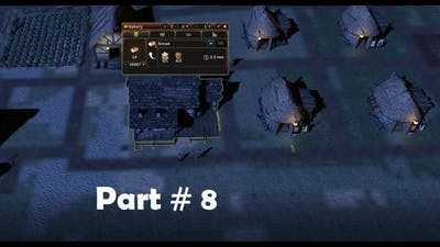 Life is Feudal Forest Village part 8 - Bakery and weaver's Workshop Overview