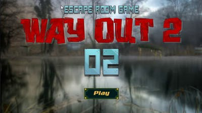 Escape room game way out 2 - 2