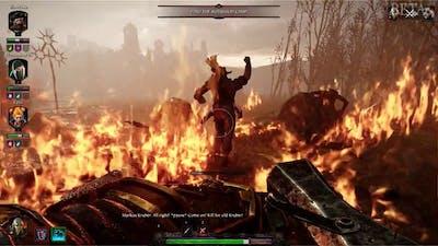 Warhammer : Vermintide 2 / Dwarf Gameplay