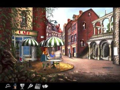 The Game Walkthrough Broken Sword 2 part 2