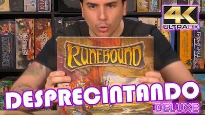 Desprecintando Deluxe - Runebound Tercera Edición (4K-Unboxing)