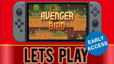 Avenger Bird - Gameplay #2 -  Nintendo Switch