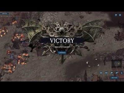 horrors of the warp skirmish using lord of skulls