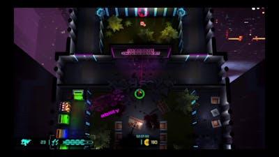 Neon Chrome gameplay