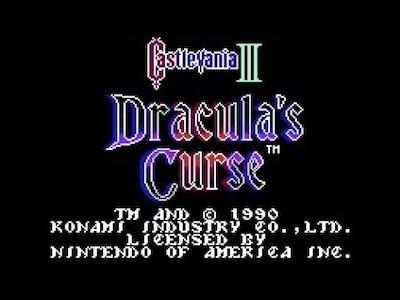 Castlevania Anniversary Collection: Castlevania 3 Gameplay #1