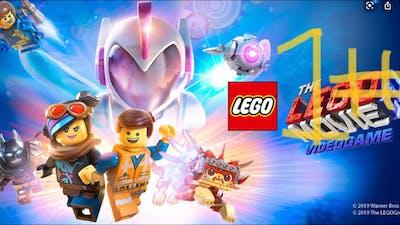 Lego movie 2 videogame part 1