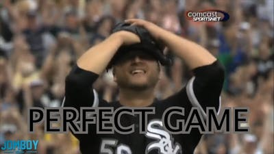 Mark Buehrle finishes the perfect game, a breakdown