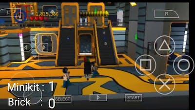 "Cara unlocked "" Score x6 & score x 8 ""    Lego Batman The Video Game"