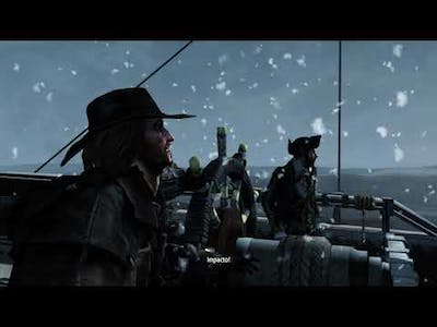 Assassin's Creed Rogue (PC, Deluxe) Walkthrough Part 73 / Cold Fire [4K]