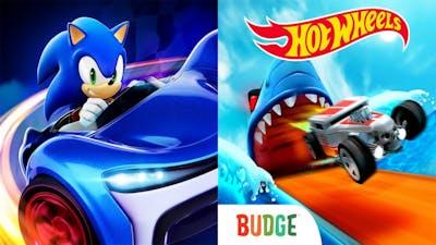 Sonic Racing vs Hot Wheels Unlimited