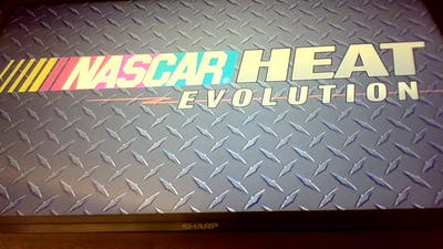 THE NEW GAME| nascar heat evolution#1 GAMEPLAY
