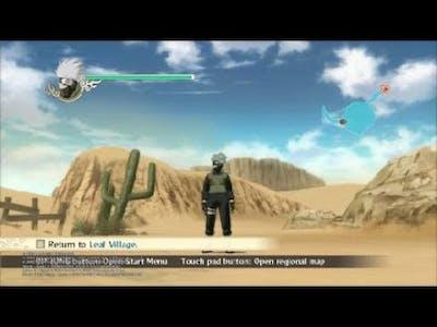 Naruto shippuden ultimate ninja storm legacy part 35 Pain destroys the leaf village!