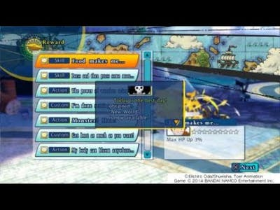 One Piece Unlimited World Red Deluxe Edition - Boss Fight