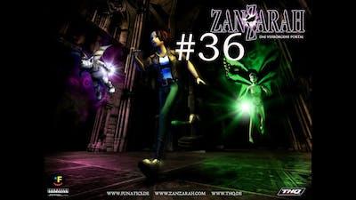 Zanzarah The Hidden Portal [P36] Card of Psi