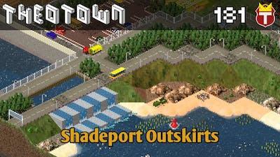 Shadeport Outskirts | TheoTown beta EP: 181