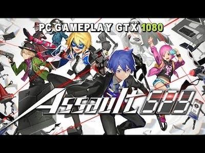 Assault Spy PC Gameplay (1080p/30-60fps).