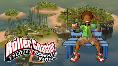 Roller Coaster Tycoon 3 Complete Edition - Island Hopping Playthrough (1080p 60fps)