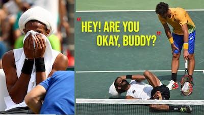When Tennis Broke its Biggest Entertainer's HEART #2 | Dustin Brown Sad Story