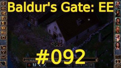 Baldur's Gate: Enhanced Edition #092 - Filling out the map!