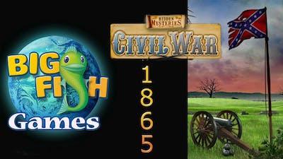 Mac Games | HIDDEN MYSTERIES: Civil War Level 5 - 1865 - Big Fish Games | American Civil War
