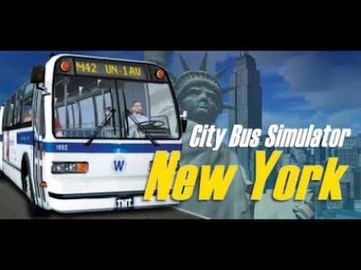 New York Bus Simulator Game Trailer