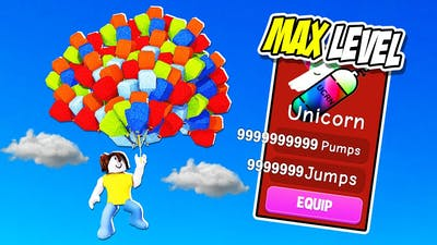 GETTING MAX LEVEL HELIUM in roblox balloon 2