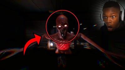 I jumped backwards so far...   Dispatcher (Horror game)