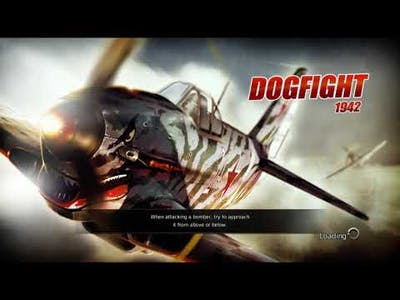 Dogfight 1942 its a learning process OK